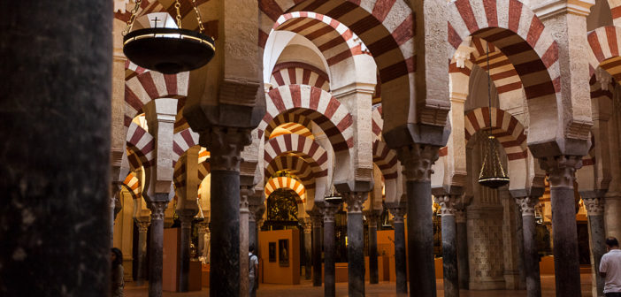 New publication about the Cordoba's Mosque-Cathedral